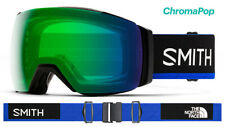 Smith Optics I/O MAG XL Asian Fit Smith x North Face CPE Green Lens Ski Goggles