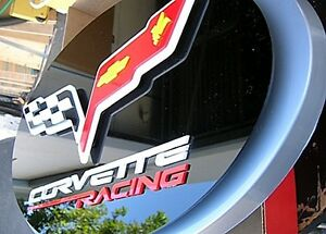 CORVETTE 3D CAR ART SIGN FORD display Dodge Chevy custom NEW racing Stingray