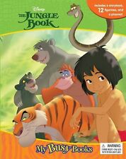 The Jungle Book My Busy Books w/ 12 Figurines & Playmat - BRAND NEW!