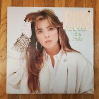 Fiona Beyond The Pale 1986 VG++ Vinyl LP VG++ Record Cover Atlantic 81639-1
