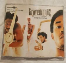 Gravediggaz The Night The Earth Cried Single CD US Rap Hip Hop ungespielt