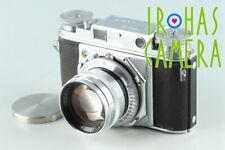 Voigtlander Prominent + Nokton 50mm F/1.5 Lens #26168 E3