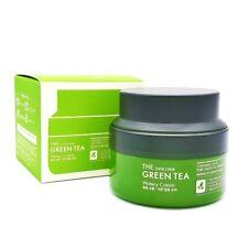 Tonymoly Green Tea Chok Chok Watery Cream 60ml Hydrating Antioxidant Moisturizer