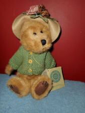 """Boyd's Mrs. TRUMBULL Genuine Boyd's Bears Bearwear NWT 10"""" Stuffed Plush Doll"""