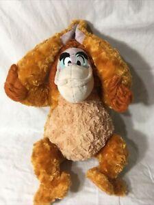 Disney Parks The Jungle Book King Louie Plush Orangutan Large Hanging Monkey
