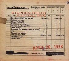 Stephen Stills - Just Roll Tape: April 26, 1968 [CD]