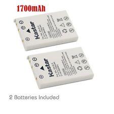 2x Kastar Battery for Nikon EN-EL5 Coolpix P90 P100 P500 P510 P520 P530