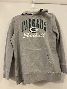NFL Green Bay Packers Fanatics Women's Sweatshirt NWT Size Large