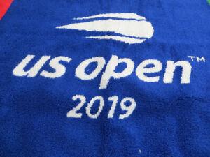 Polo Ralph Lauren US Open Beach Bath Towel Multi Color 100% Cotton  Polo Player