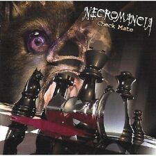 NECROMANCIA - CHECK MATE  CD NEU