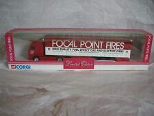 CORGI FOCAL POINT FIRES LIMITED EDITION DIECAST COLLECTABLE TRUCK 1/64 NEW