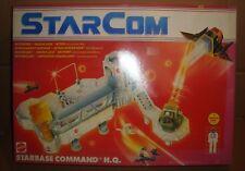 STARCOM THE U.S. SPACE FORCE STARBASE COMMAND H.Q. HEADQUARTERS MATTEL 1990