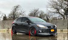 12-14 Ford Focus 4DR/5DR BD Style KBD Urethane Front Body Kit Bumper Lip 37-6003