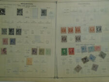 PHILIPPINES COLLECTION ON PAGES MH/USED STAMPS