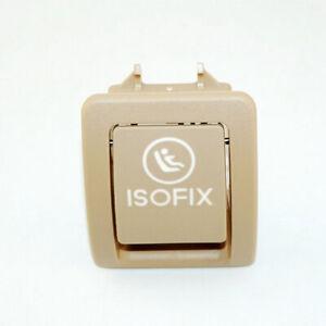 2059200513 Beige ISOFIX Switch Cover For Mercedes W205 C300 C350 C200 C180 15-16