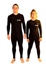Lycra Full Body Rash Guard for Running, Exercising, Diving, Snorkel 8100 Large