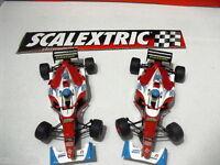 2 unidades SCX CLUB 2002  REF.  6105   1/32 (Tecnitoys) Scalextric Nuevos