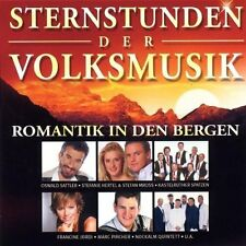Sternstunden der Volksmusik Romantik in den Bergen [2 CD]