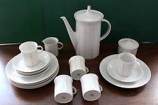Rosenthal Esplanade Kaffeeservice für 5 Personen 18 Teile 1.Wahl Form T. Baumann