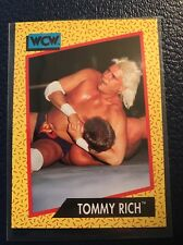 TOMMY RICH  1991 Impel WCW #94  MINT  Pack Fresh!