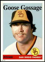 Goose Gossage 2019 Topps Archives 5x7 #67 /49 Padres