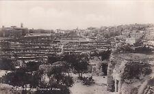 PALESTINE - Bethlehem - General View - Photo Postcard