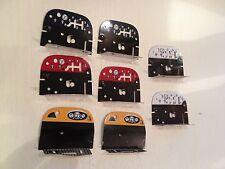 8 x Armaturenbrett Schuco Akustico + Examico Blechspielzeug Auto versch. Farben