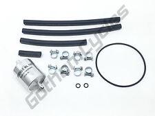 Ducati Gas Fuel Petrol Tank Pump Service Kit w/ Filter, O-Rings Vent Hoses Pipes