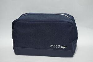 Lacoste Parfums Men Toiletry Wash Bag / Travel Pouch