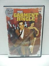 Garment Jungle DVD Movie Fashion World Richard Boone Robert Loggia Lee J. Cobb