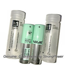 2PCS 100% Authentic MXJO IMR 18650 Flat Top Battery/ 3500mAh 20A 3.7V High Drain