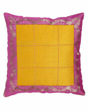 Handmade Silk Decorative Cushions