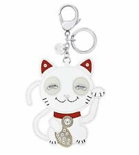 Swarovski Cat Bag Charm, Key holder Crystal Authentic 5271853