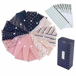 15 Pack Laminated Cash Envelopes System Plastic Waterproof Money