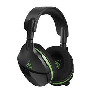 Turtle Beach Stealth 600 Surround Sound Gaming Headset for Xbox One- Black/Green