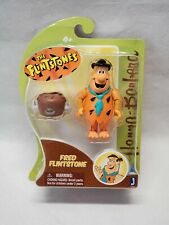 2012 Jazwares Hana-Barbera The Flintstones Fred Flintstone New MOC