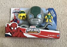Playskool Heroes Spider-Man Doc Oct Octo-Mech NEW Very Rare Hard To Find