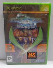 Gioco Game Console Microsoft XBOX PAL Play - PHANTASY STAR ONLINE EPISODE 1 & 2