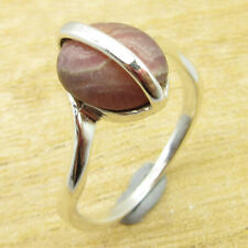 Rhodochros?ite 925 Silver Plated Jewelry | Jewel FACTORY DIRECT Ring Size 7.5