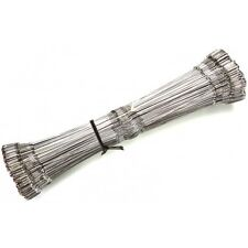 "New 500 Standard Wire Heddles - 10 1/2"" (268 mm)"