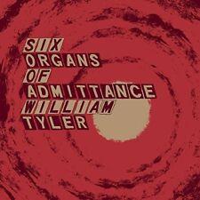 Parallelogram A La Carte: Six Organs Of Admittance [New Vinyl LP] Black