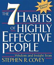 The Seven Habits of Highly Effective People (Mini Edition)-Stephen R. Covey