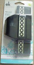 EK Success Edger Punch - Scalloped Circle Chain, 54-40057, Border