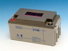 CTM CT 65-12 VdS Batterie - 65 Ah - 12 V