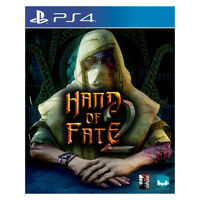 HAND OF FATE 2 PlayStation PS4 2017 English Korean Japanese Chinese Sealed