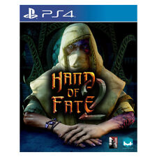 HAND OF FATE 2 PlayStation PS4 2017 English Korean Japanese Simplified Chinese