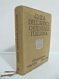 Guida dell'Africa Orientale Italiana_Possedimenti e colonie italiane_Ricercato
