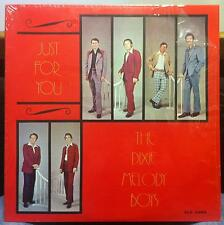 DIXIE MELODY BOYS just for you LP Mint- SLP-4383 Private Xian Gospel NC USA