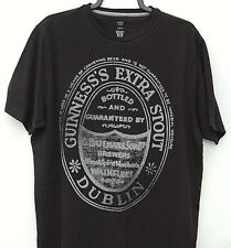 New with Tags M & S Guinness Extra Stout Men's T- shirt Size Medium RRP £19.50