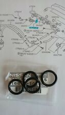Nissan 200SX S14, injector seals, new genuine pack of four, 16618-10V05.